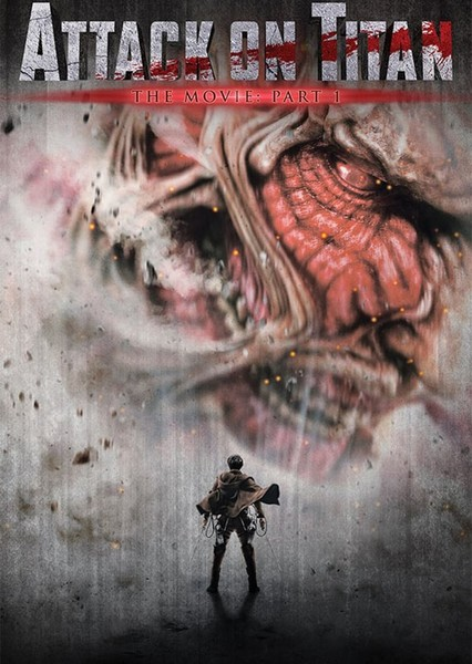 Attack On Titan (Netflix live action) Fan Casting Poster