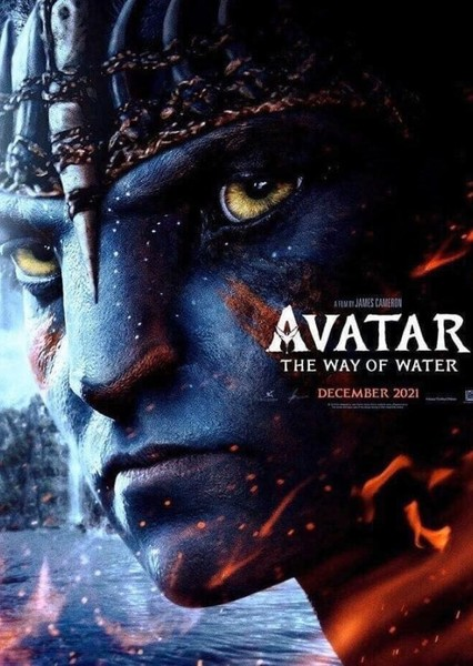 Avatar 2 Fan Casting Poster