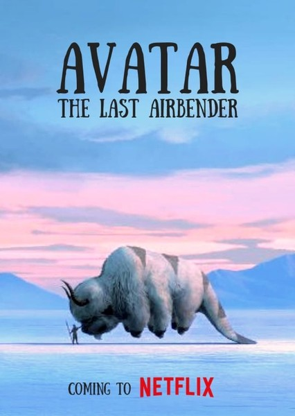 Avatar: The Legend of Aang Live Action Fan Casting Poster