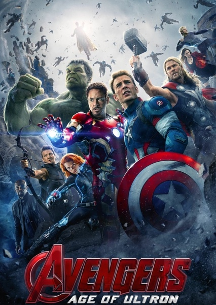 Avengers: Age Of Ultron (2015) Fan Casting Poster