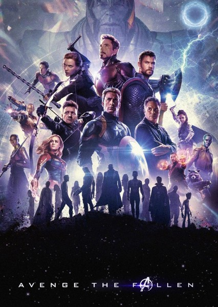 AVENGERS: INFINITY CRISIS [Read Synopsis] (Avengers: Endgame) Fan Casting Poster