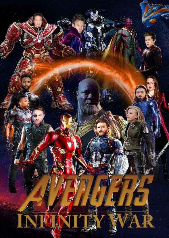 Avengers Infinity War 2018 Fan Casting On Mycast