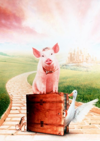 Babe: The Pig is Gone Fan Casting Poster