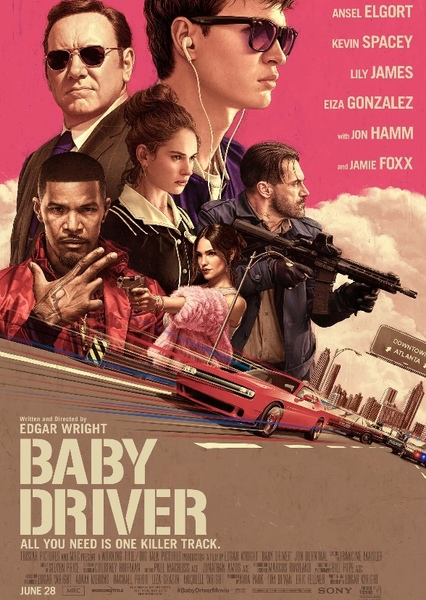 Baby Driver (1997) Fan Casting Poster