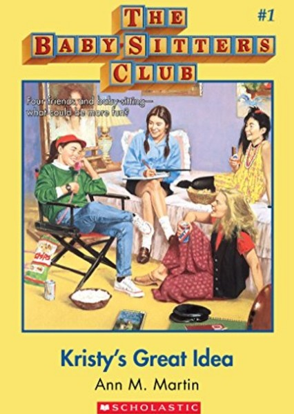 Baby-Sitters Club Fan Casting Poster