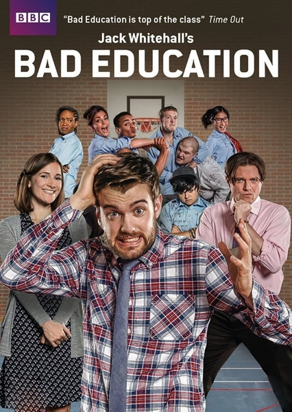 Bad Education (2022-2024) Fan Casting Poster