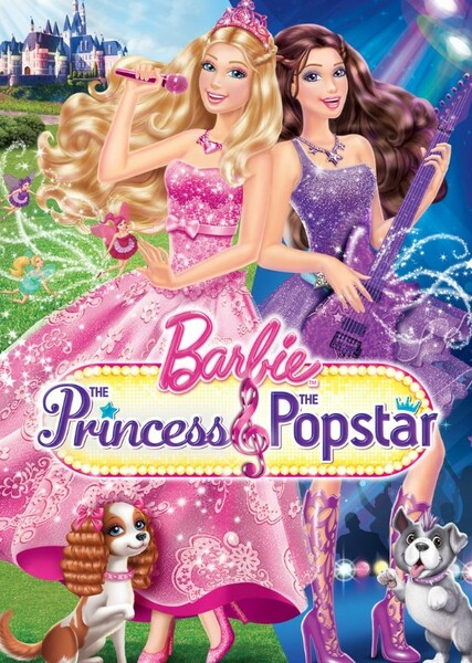 Barbie: The Princess & the Popstar (Live Action) Fan Casting Poster