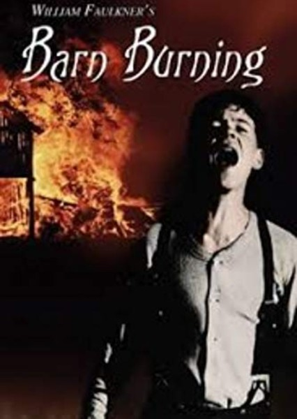 Barn Burning Fan Casting Poster