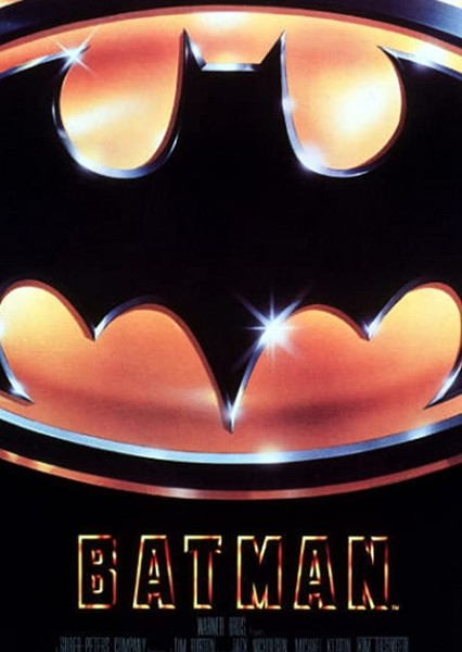 Batman 1989 recasted  Fan Casting Poster