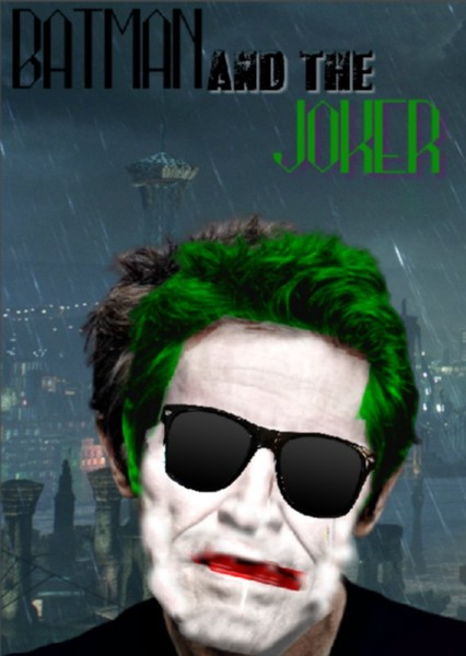 Batman and the Joker (2010) Fan Casting Poster