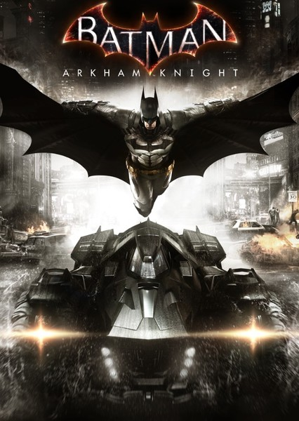 Batman: Arkham Knight Fan Casting Poster