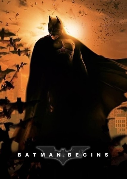 Batman Begins (2025) Fan Casting Poster