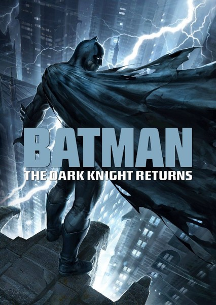 Batman: The Dark Knight Returns Fan Casting Poster