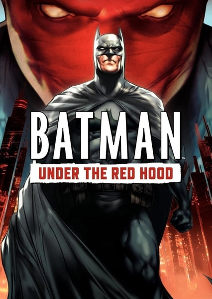Batman: Under the Red Hood Fan Casting Poster