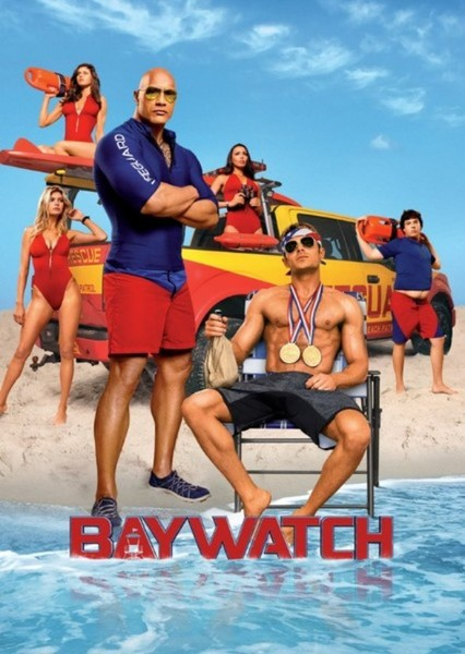 Baywatch (2027) Fan Casting Poster