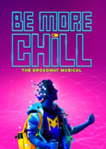 Be More Chill Fan Casting Poster