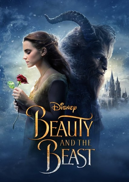 Beauty and The Beast alternate cast Fan Casting Poster