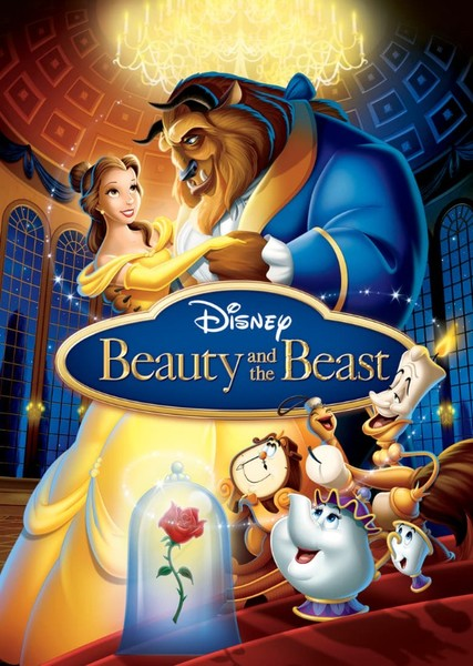 Beauty and the Beast (Live Action) Fan Casting Poster