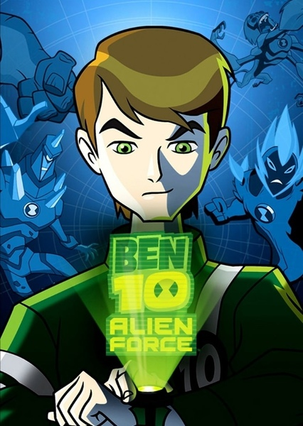 Ben 10: Alien Force  Fan Casting Poster