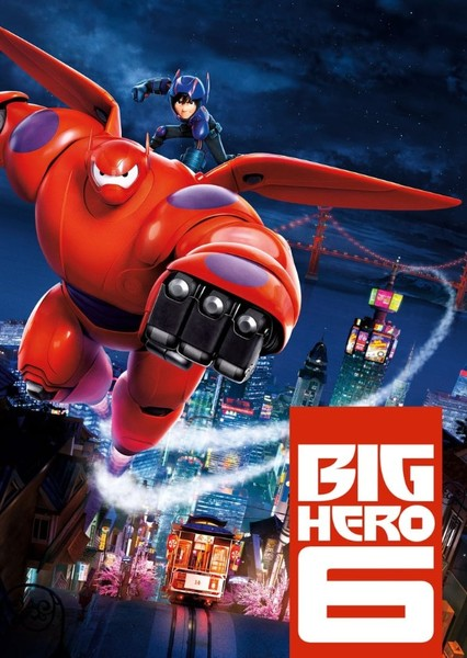 Big Hero 6 (1999) Fan Casting Poster