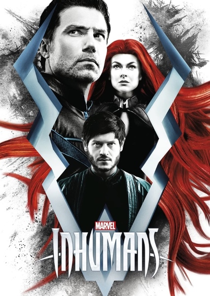 Black Bolt and the Inhumans  (1998) Fan Casting Poster