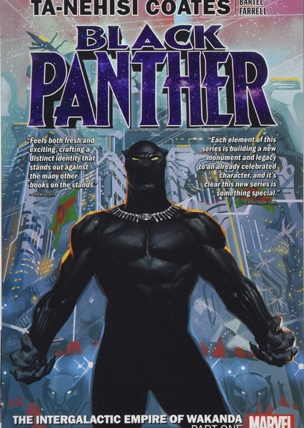 Black Panther Fan Casting Poster