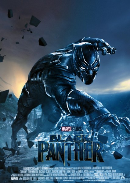 Black Panther 2 Fan Casting Poster