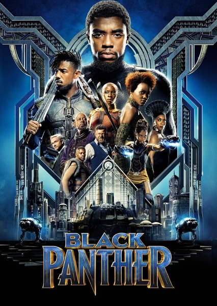 Black Panther (2001) Fan Casting Poster