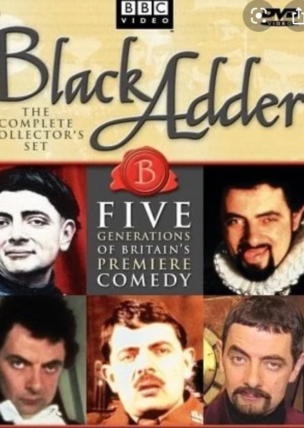 Blackadder reboot Fan Casting Poster