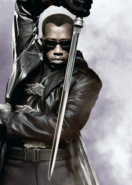 Blade Fan Casting Poster