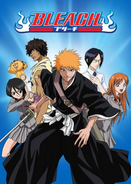 Bleach (American Version) Fan Casting Poster