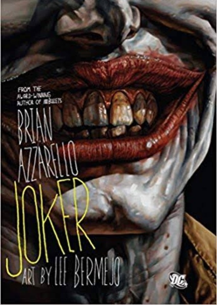 Brian Azzarello's Joker Animated Film Fan Casting Poster