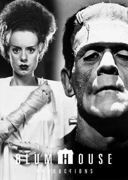 Bride of Frankenstein Fan Casting Poster