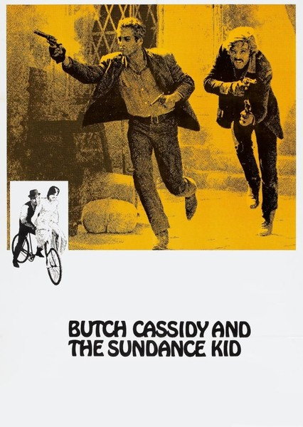 Butch Cassidy and the Sundance Kid Fan Casting Poster