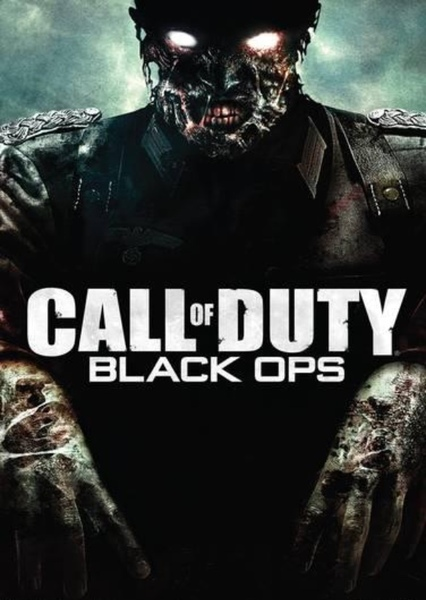 Call of Duty Zombies Fan Casting Poster