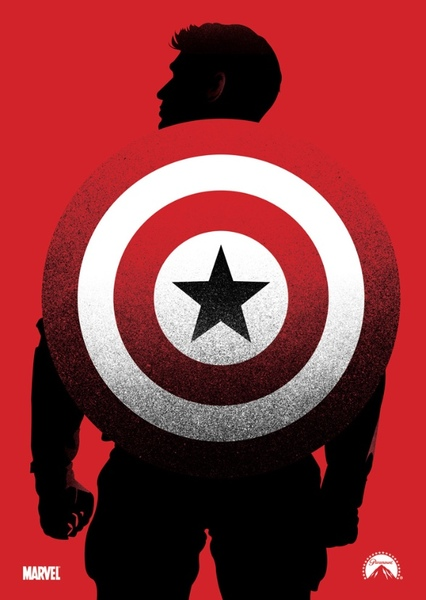 Captain America: Alternate Cast Fan Casting Poster