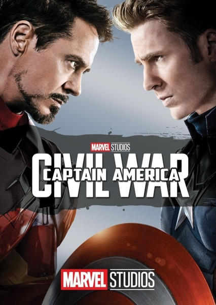 Captain America: Civil War (2016) Fan Casting Poster