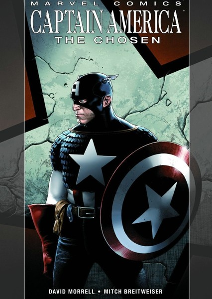 Captain America Fan Casting Poster