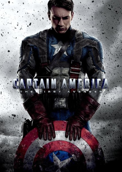 Captain America the first avengers (2001) Fan Casting Poster