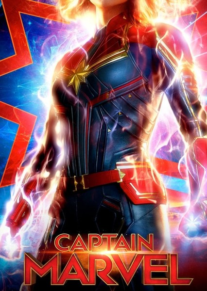 Captain Wonder Fan Casting Poster