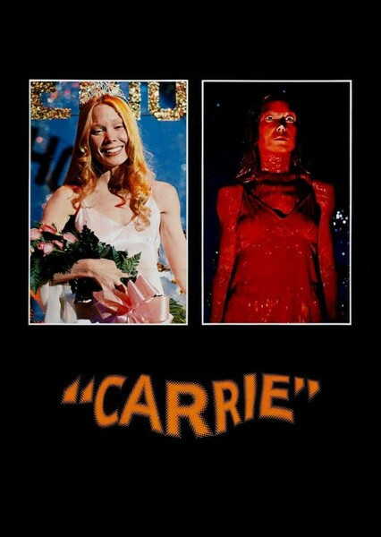 Carrie (Advanced Casting) Fan Casting Poster