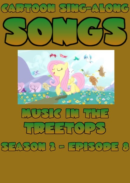 Cartoon Sing-Along Songs: Music in the Treetops Fan Casting Poster