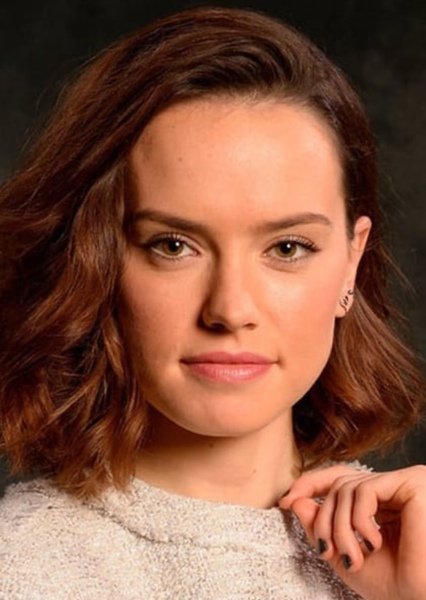 Characters I want daisy Ridley to play Fan Casting Poster