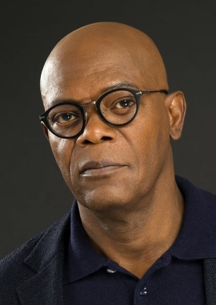 Characters I want Samuel l Jackson to play Fan Casting Poster