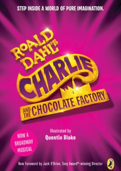 Charlie and the Chocolate Factory Fan Casting Poster
