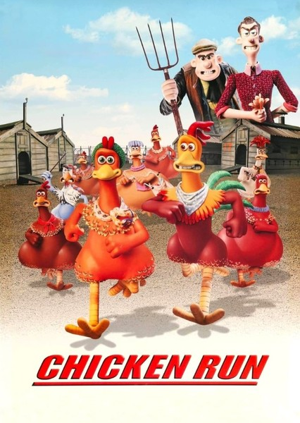 Chicken Run 2 Fan Casting Poster