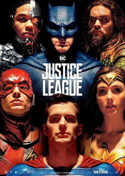 Christopher Nolan's Justice League Fan Casting Poster