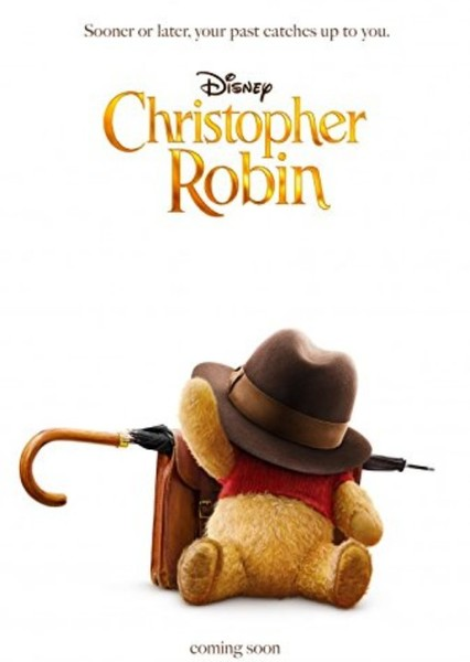 Christopher Robin Fan Casting Poster