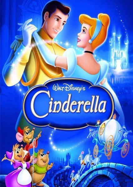 Cinderella Fan Casting Poster