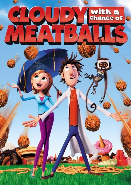 Cloudy with a Chance of Meatballs (1989) Fan Casting Poster